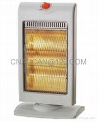 halogen heater with GS ,SAA ROHS certificate
