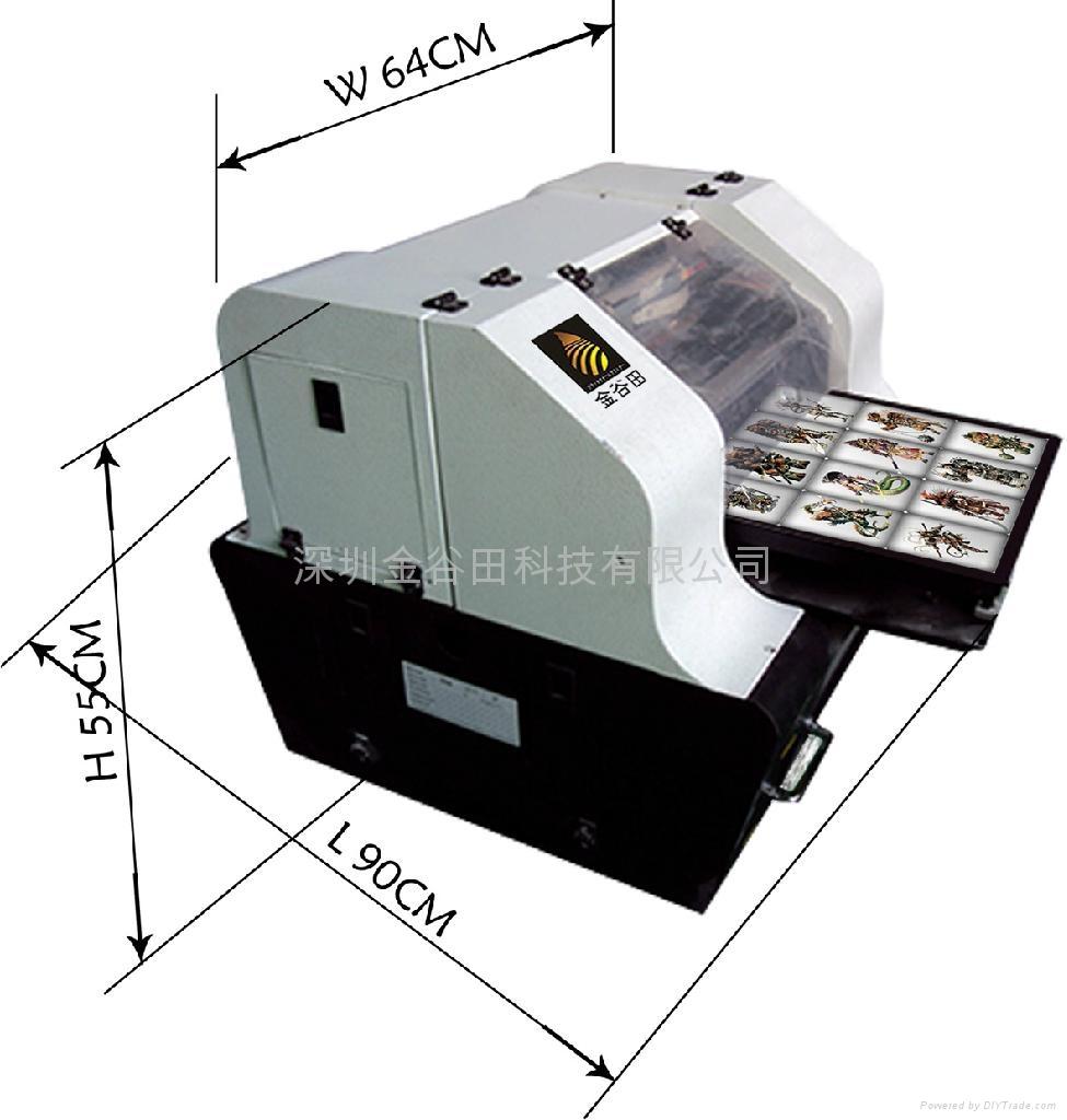 平板打印機 3