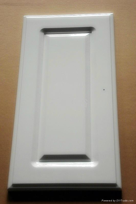 中密度板整体浴室柜 3