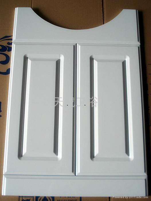 中密度板整体浴室柜 5