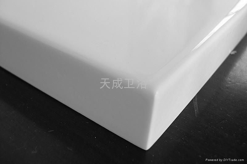High Gloss White Lacquer Painting Mdf Bathroom Cabinet
