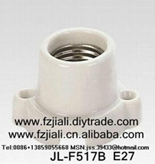 E27 porcelain lampholder lampbases