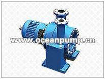 AY型单两级离心泵