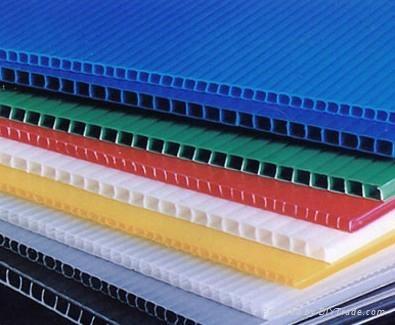 塑料中空板 1