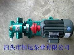 KCB齿轮泵批发价格