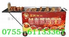 電動烤雞爐
