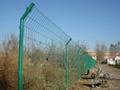 PVC涂塑双边丝护栏