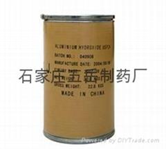 白色粉末干燥氫氧化鋁干凝胶