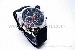 HD 1080P Water-proof Watch Clock Camera 4GB Camera Photo Video Cameras