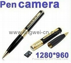 Pen Camera with voice recording HD Video Pen DVR