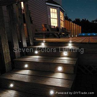 40MM Exterior Colour Changing LED Decking Kit (SC-B104C) 3