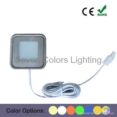 Indoor Kitchen LED Plinth Light Square (SC-B102A) 1