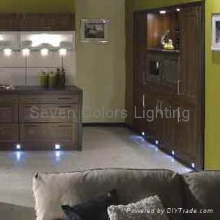 Indoor Kitchen LED Plinth Light Square (SC-B102A) 2