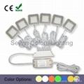 Indoor Kitchen LED Plinth Light Square (SC-B102A) 4