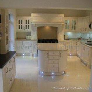 Indoor Kitchen Led Plinth Light Square Sc B102a Seven