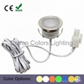30MM Round Mini LED Plinth Light