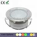 30MM Round Mini LED Plinth Light (SC-B105A) 2