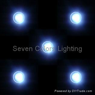 30MM Round Mini LED Plinth Light (SC-B105A) 5