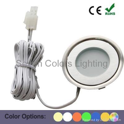 Indoor Walk Over LED Laminate Floor Light Kit (SC-B101A) 1