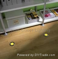 Indoor Walk Over LED Laminate Floor Light Kit (SC-B101A) 4