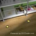 Indoor Walk Over LED Laminate Floor Light Kit (SC-B101A) 4