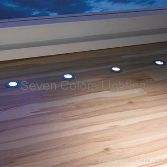 Indoor Walk Over LED Laminate Floor Light Kit (SC-B101A) 5