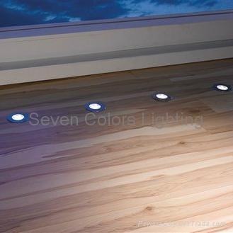 Indoor Walk Over LED Laminate Floor Light Kit (SC-B101A) 5