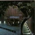 Outdoor Round RGB LED Deck Light Kit (SC-B101C) 5