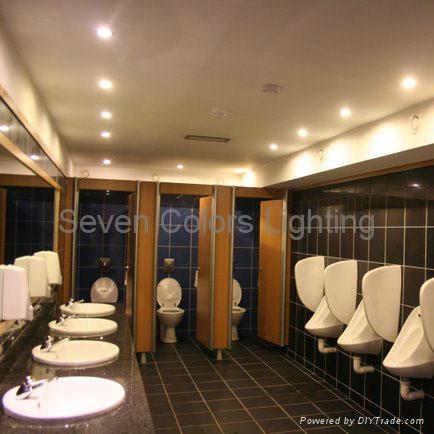 Ip65 waterproof bathroom led ceiling light led downlights - Waterproof bathroom ceiling lights ...