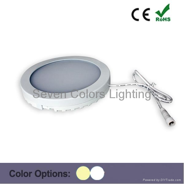 Ip65 Waterproof Bathroom Led Ceiling Light Led Downlights Sc C102a Seven Colors China