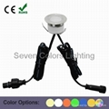 10 X 30MM Mini LED Deck Light Kit Round (SC-B105B) 2