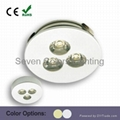 3W High Power LED Under Cabinet Puck