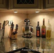 3W High Power LED Under Cabinet Puck Light (SC-A109A) 4