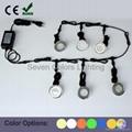 58MM Outdoor LED Deck Light Kit Set of 6