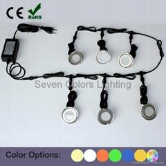 58MM Outdoor LED Deck Light Kit Set of 6 (SC-B101B)
