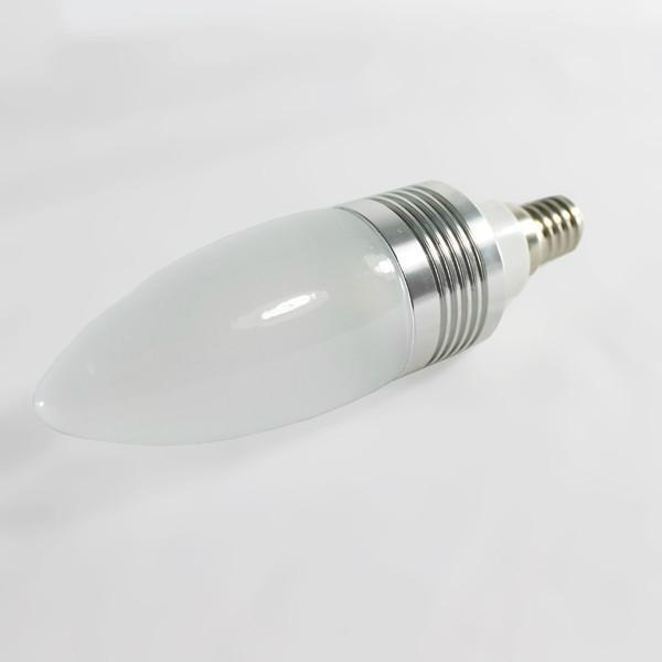 E27 E14 3W Led Candle Bulb 1