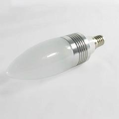 E27 E14 3W Led Candle Bulb