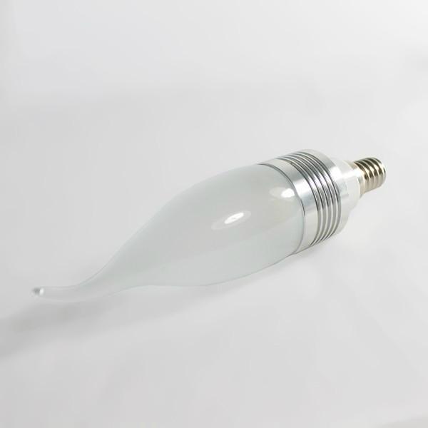 E27 E14 3W Led Candle Bulb 2