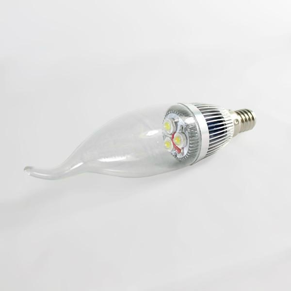 E27 E14 3W Led Candle Bulb 3