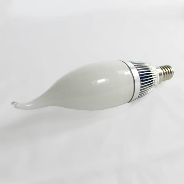 E27 E14 3W Led Candle Bulb 4