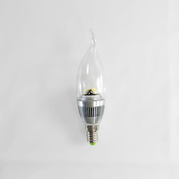 E27 E14 3W Led Candle Bulb 5
