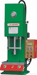 上海单柱油压机