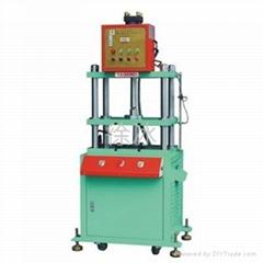 上海铝制品压铸件切边机