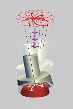 供应瑞士BALTEC电子产品制造旋铆机 3