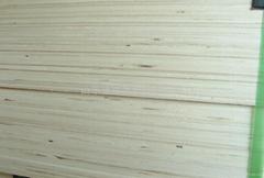 供应优质杨木单板层积材LVL板材