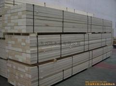 优质建筑级杨木LVL层积材