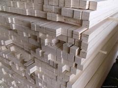 长度5米以内厚度60毫米以内优质单板层积材杨木LVL方材