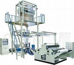 Rotary Machine Head Film Extruder Machine( SJ-C )