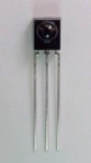 亿光红外线接收头,直插式IRM3638T 1