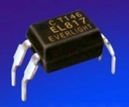 EL817台湾亿光光耦原装供应